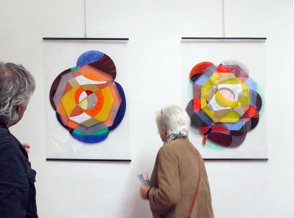 Fragili Bellezze 4 – Fragile Adolescenza (Fragile Beauties 4 – Fragile Adolescence). Group exhibition of the artists' assoc. ASART, Palazzo Panichi, Pietrasanta, Italy, October – November 2015.