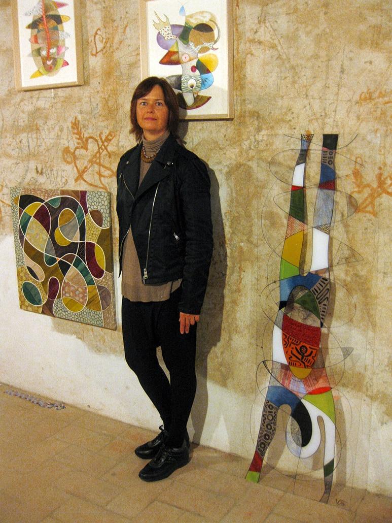 L'Arte … espressione di un'emozione (Art – expression of an emotion). Group exhibition, Palazzo Pretorio, Vicopisano, October 10th – October 25th 2015