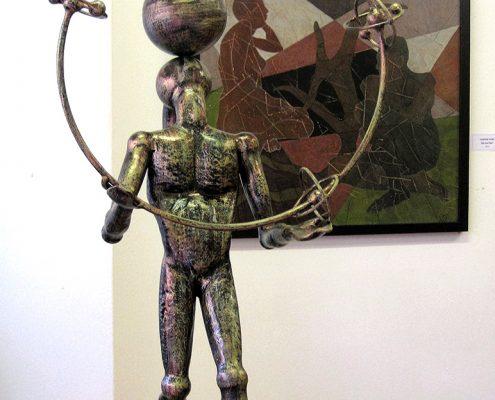 FINZIONI. Group exhibition of contemporary art, Gallery Factory291, Viareggio, Italy, August 2016.