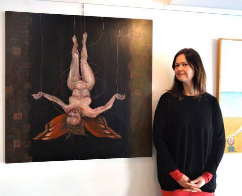 Utopia e Donna. Group exhibition of Asart members, Galleria Europa, Lido di Camaiore, Italy, 4 – 19 March 2017.