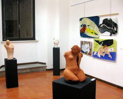 Fragili Bellezze 2 – SOS terra, arte, vita. Palazzo Panichi, Pietrasanta, Italia, gennaio – febbraio 2013