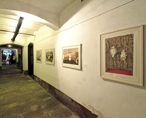 Galliart Fantasy. Villa Simonini, Gallicano, Garfagnana, Italia, luglio – agosto 2013