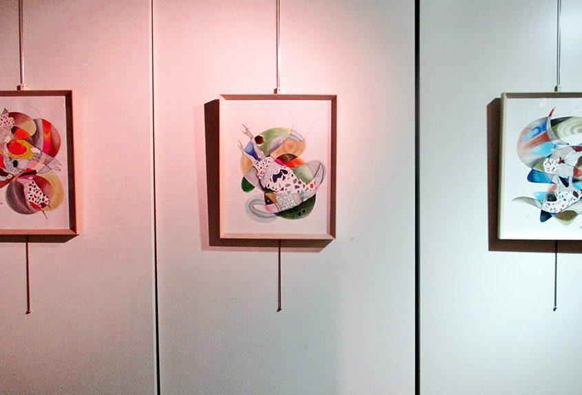 22° Premio Nazionale Giovanni Gronchi di Pontedera. Group exhibition, Pontedera, Italy, October 2014